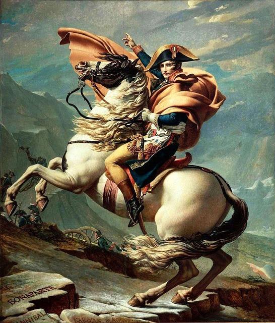 napoleon-bonaparte-67784_640